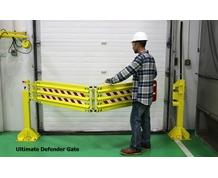 LOADING DOCK DEFENDER GATES